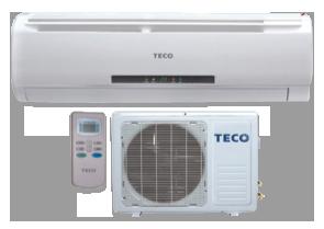 Teco Inverter Aircon 2.5 HP